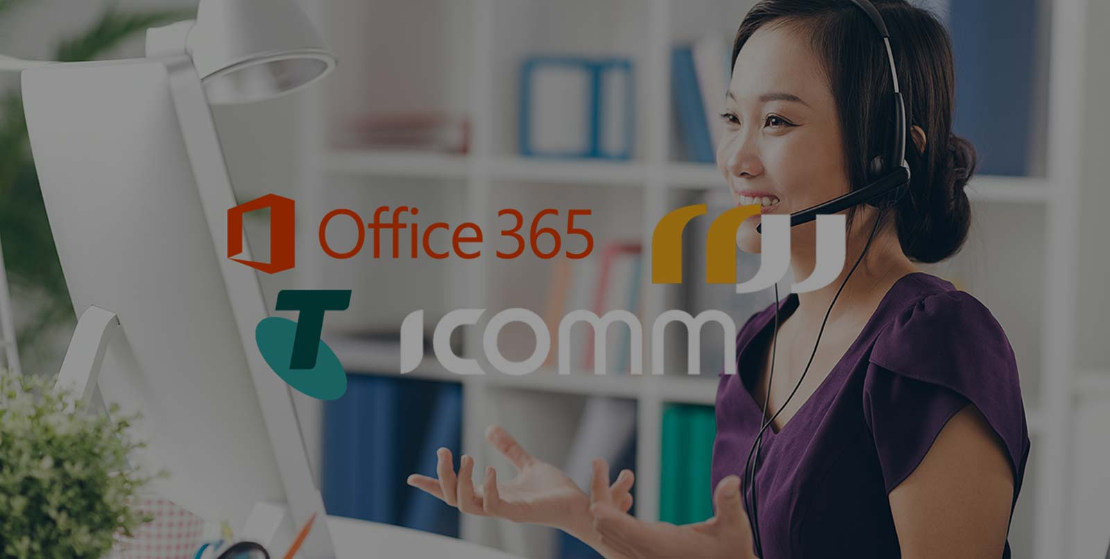 Telstra Calling For Office 365 Announced | ICOMM